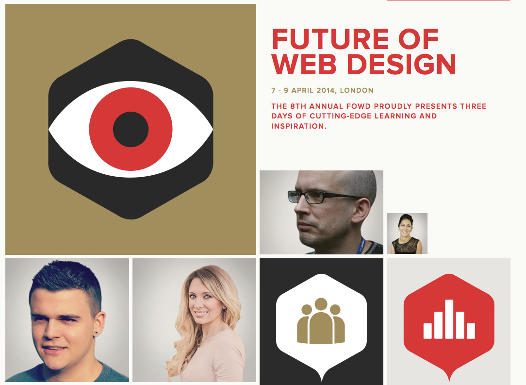 Horizon Interactive Awards London S Future Of Web Design Conference Special Discount To Horizon Awards Participants