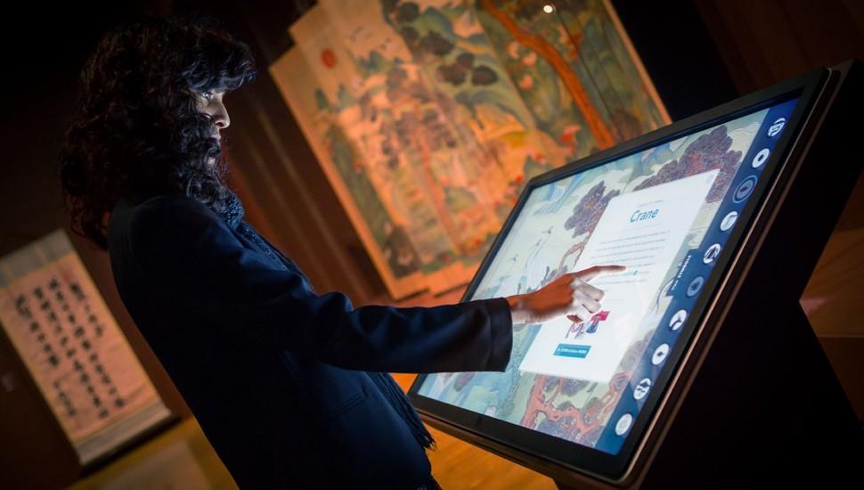 Horizon Interactive Awards Interactive Museum Kiosk