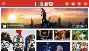 "Photo of APP Review: Calling all movie buffs! ""Trailerpop"" App challenges you to a new kind of movie trivia.."