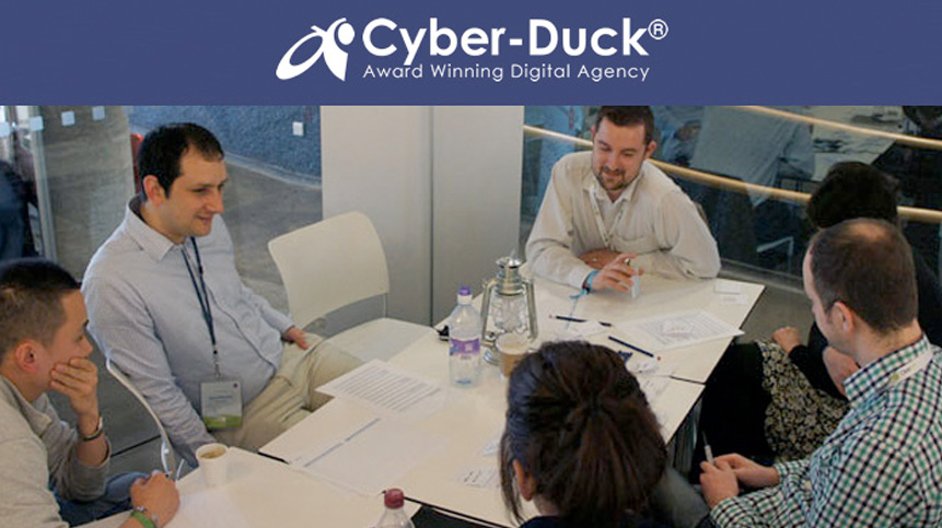 Photo of Developer Spotlight– Cyber-Duck, Matt Gibson - London UK