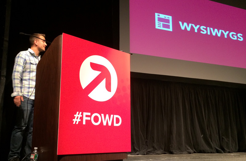 Photo of Conference Recap: The Future of Web Design 2014 New York